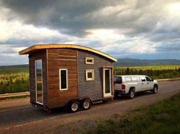 mobilné domy