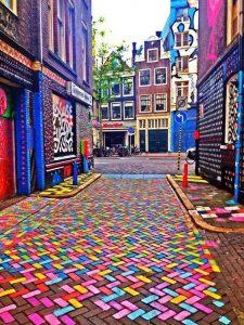 Dovolenka Holandsko