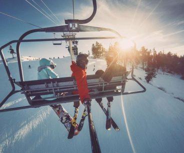 lyžiarske zájazdy